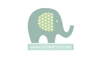 Free Fabric Elephant Sticker