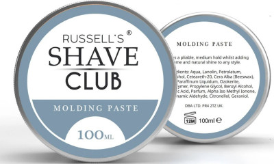 Free Russell's Shave Club Hair Molding Paste