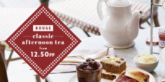 Afternoon Tea for £12.50 Per Person