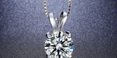 Free Swarovski Crystal Necklace