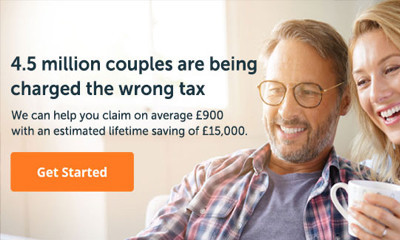 Free Marriage Tax Allowance Check