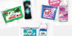 Free Fairy, Bold & Ariel Laundry Bundles