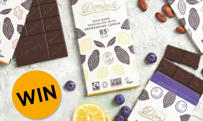 Win A 3-Month Supply of Chocolate from Divine