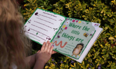 Free Kids Nature Story Book