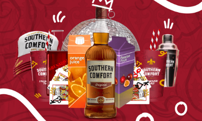 Free Southern Comfort Drinks Kit