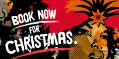 Christmas: Book by October for a £10 Gift Card