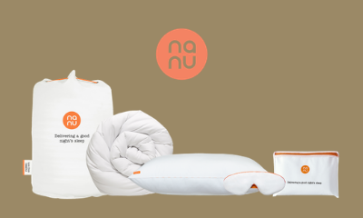 Win a Personalised Sleep Bundle from Nanu
