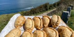 Win a Box of 10 Cornish Pasties Every Month For a Year