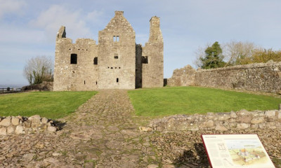 Tully Castle   County Fermanagh, Northern Ireland