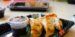 Free Gyozas for National Dumpling Day
