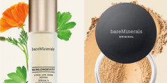 Win a Year's Supply of Clean bareMinerals Skincare & Makeup