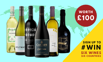 Win a Case of 6 Wines From 6 Countries (Worth £100)