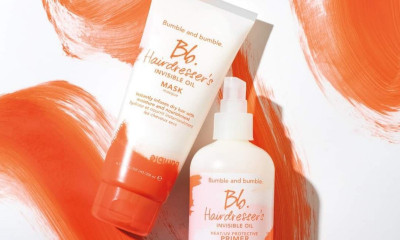 Free Bumble and Bumble Hair Mask
