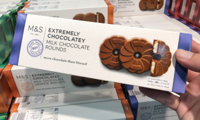 Free M&S Milk Chocolate Biscuits