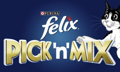 Free Felix Pick 'n' Mix Cat Food