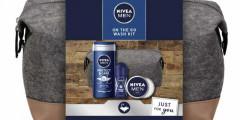 Free NIVEA Men Wash Kit