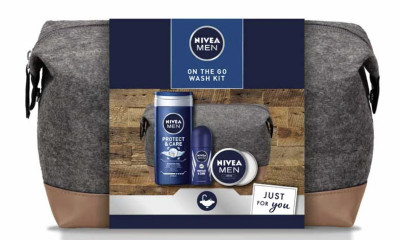 Free NIVEA Men Wash Kit