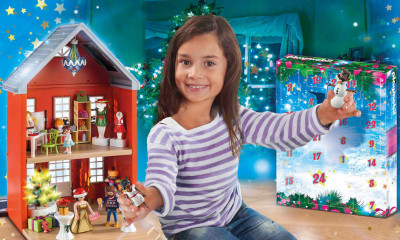Win a Playmobil Advent Calendar (Worth £49.99)