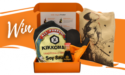 Win a Kikkoman Bundle