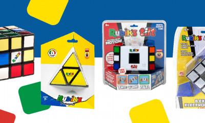 Win a Rubik's Cube Bundle