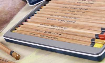 Win a Set of Professional Derwent Pencils (Worth £119)