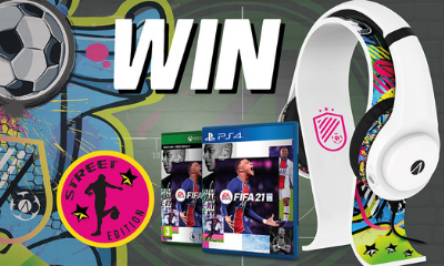 Win a STEALTH Gaming Headset + FIFA 21