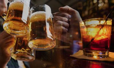 Free Drink (Beer, Cider, Gin & More)