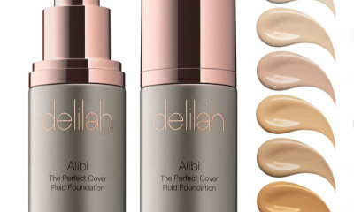 Free Foundation from Delilah Cosmetics