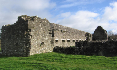 Castlederg Castle | County Tyrone, Northern Ireland