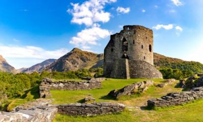 Dolbadarn Castle | Gwynedd, North Wales
