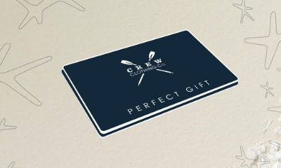 Free £50 Crew Clothing Gift Card