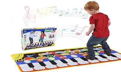 Win 1 of 100 Musical Kids Toys
