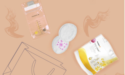 Free Baby Essentials Pack from Medela