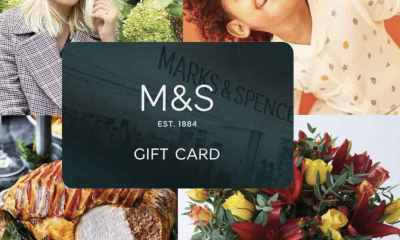 Win a £150 M&S Gift Card