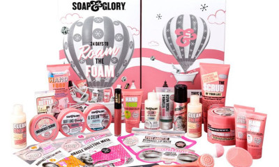 Win a Soap & Glory Advent Calendar