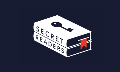 Free eBooks from Secret Readers