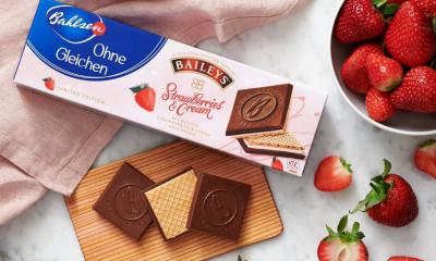 Free Bahlsen Baileys Biscuits