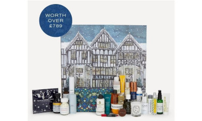 Win the Liberty Beauty Advent Calendar (Worth Over £789)