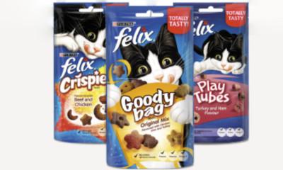 Free Felix Cat Treats