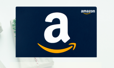 Free £5 Amazon Voucher - Instant Win!