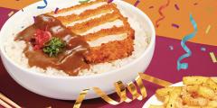 Katsu Meal Deal