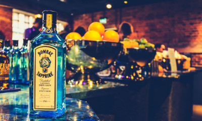 Free Bombay Sapphire G&T