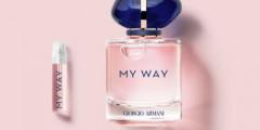 Free Armani 'My Way' Perfume