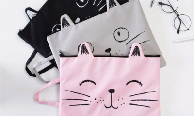 Free Cat Tote Bag
