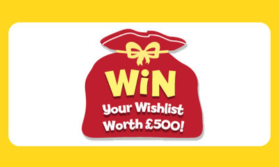 Win your Christmas Toy Shop with The Entertainer!