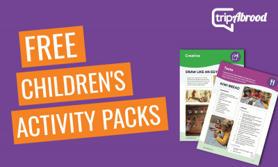 Free Kid's Activity Packs