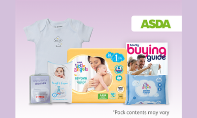 Free Baby Pack from Bounty