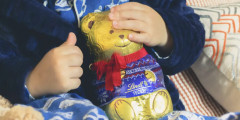 Free Lindt Teddy Bear