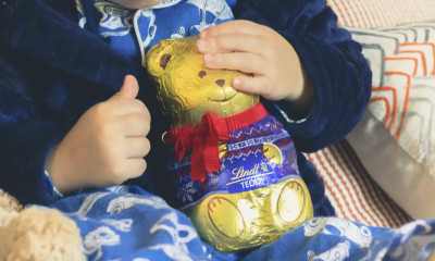 Free Lindt Teddy Bear
