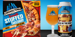 Win 1 of 30 Chicago Town Beer Glasses